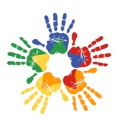 Hands-on Art logo