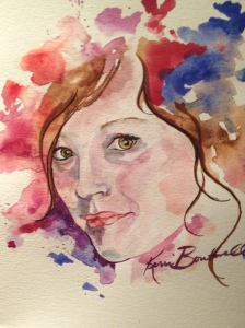 Portrait by Kerri Boutwell