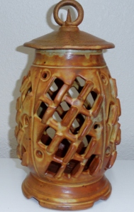 Pottery Lantern